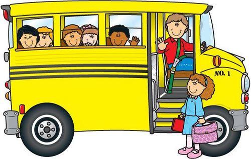 School Bus7 School Bus Pictures School Bus Magic School Bus