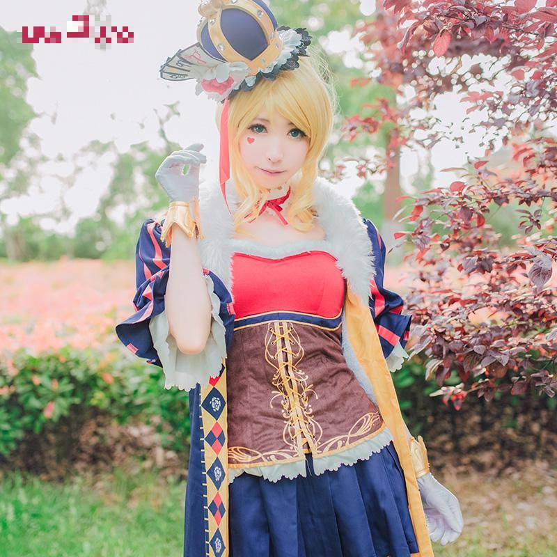 >> Click to Buy << Love Live! Eli Ayase Cosplay Lovelive School Idol Project Magician Costume Japanese Uniform Anime Cosplay #Affiliate