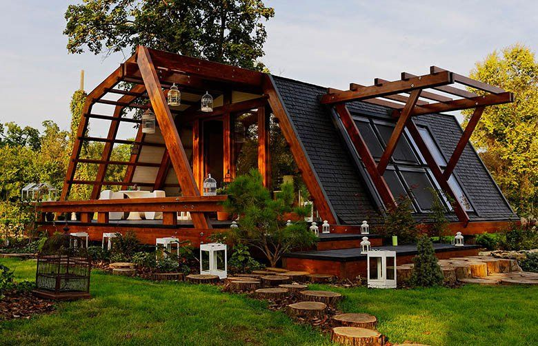 Ecologique, belle, durable, abordable Voici une maison qui ne