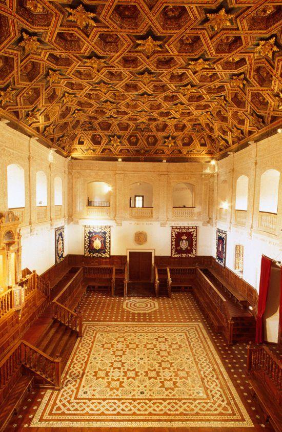 Paraninfo de la Universidad de Alcalá | Alcala de henares, Comunidad de madrid, Lugares de españa