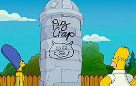 Posts About Plopper The Pig On The Simpsons Tapped Out Topix In 2020 Homer And Marge Pig Illustration The Simpsons