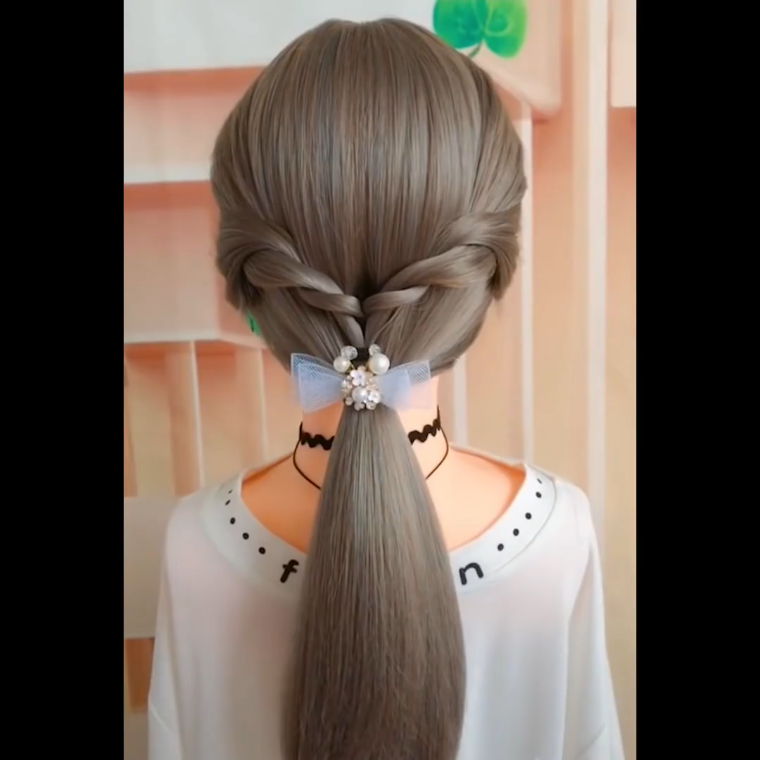Top 16 Hairstyles Tutorials Compilation 2019 Video Medium Hair Styles Hair Tutorials For Medium Hair Easy Hairstyles