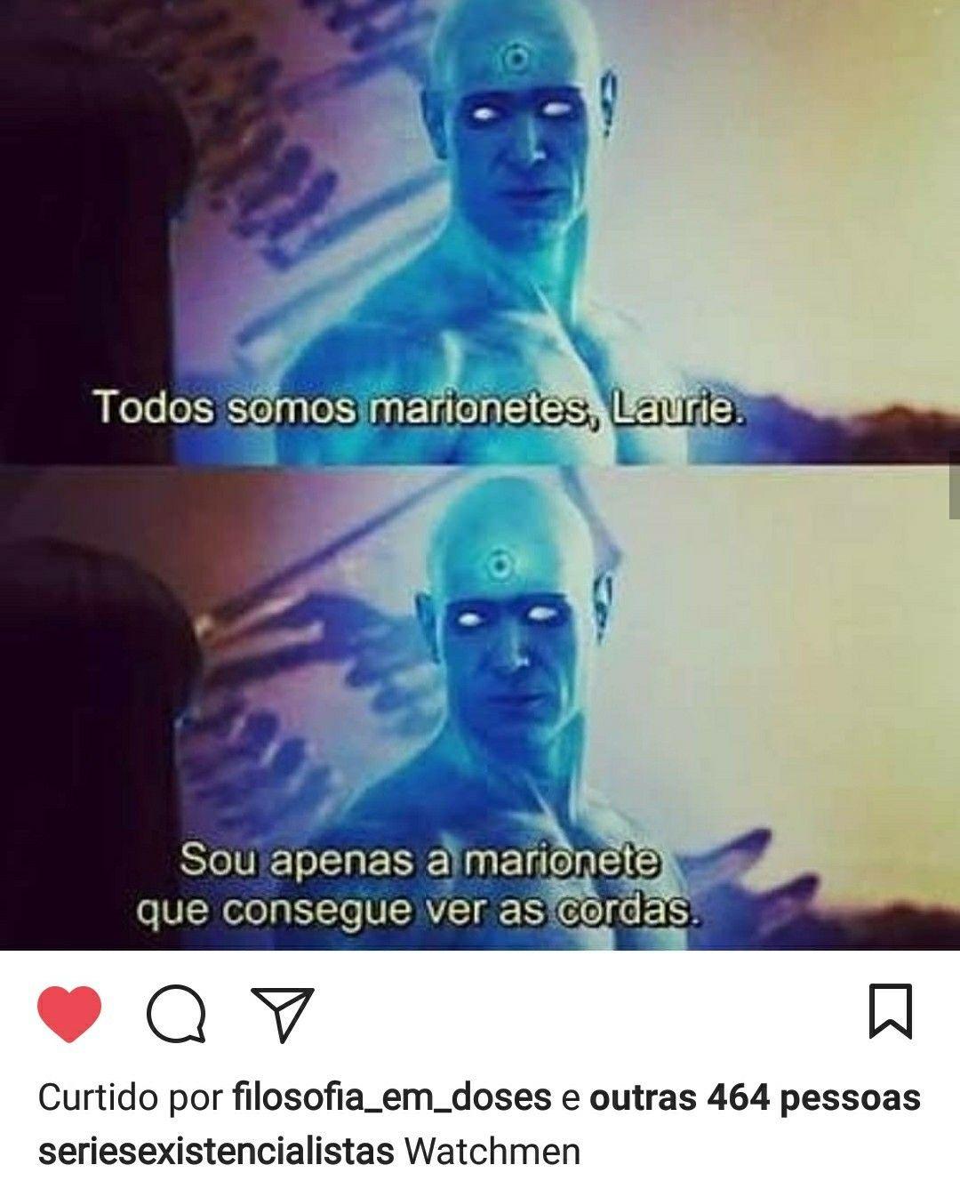 Watchmen Filosofia
