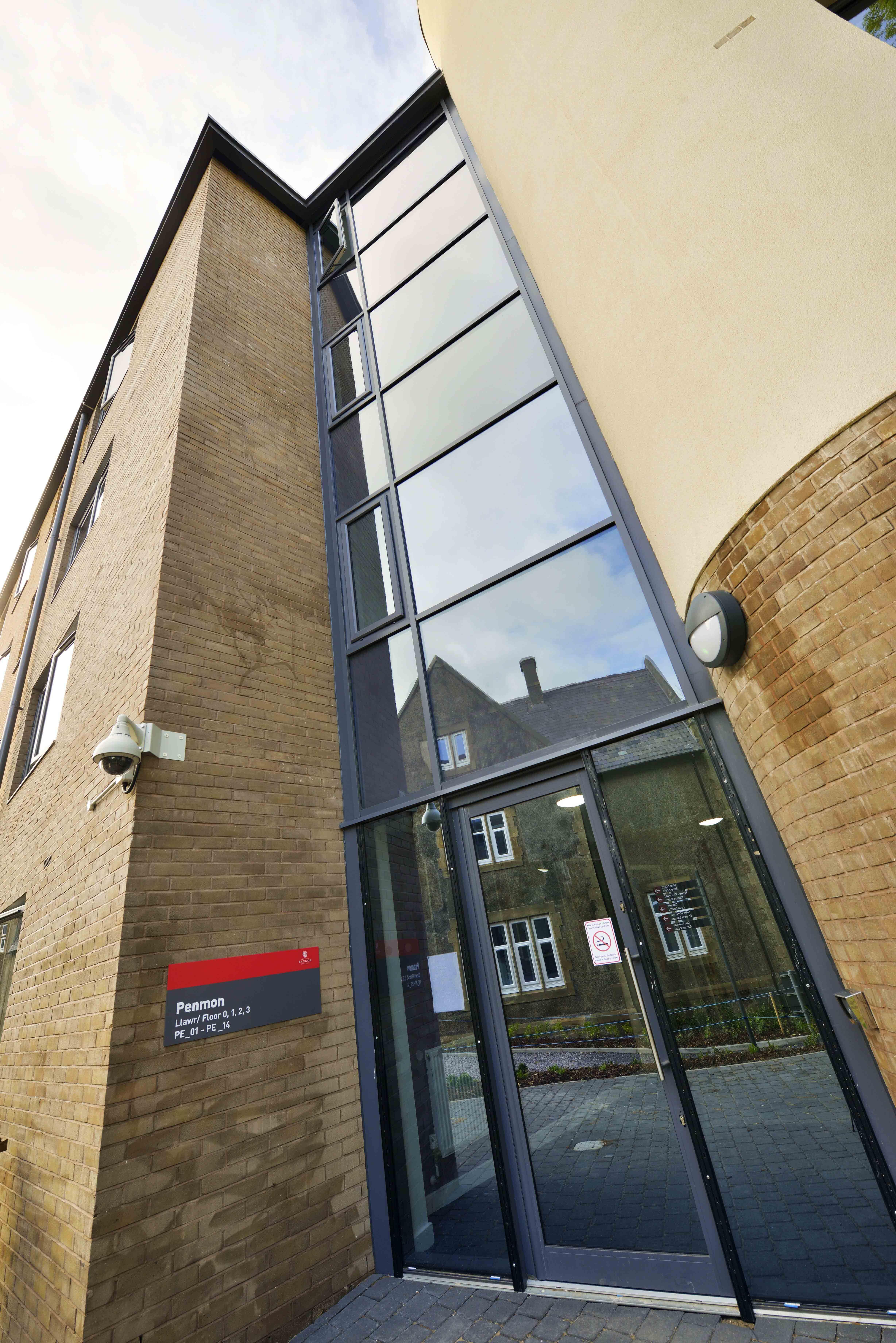 49 Most Popular Modern Dream House Exterior Design Ideas 3 In 2020: A Brilliant REHAU #Polytec50 Installation Done In Bangor University In October 2015