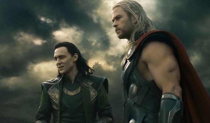 Loki & Thor