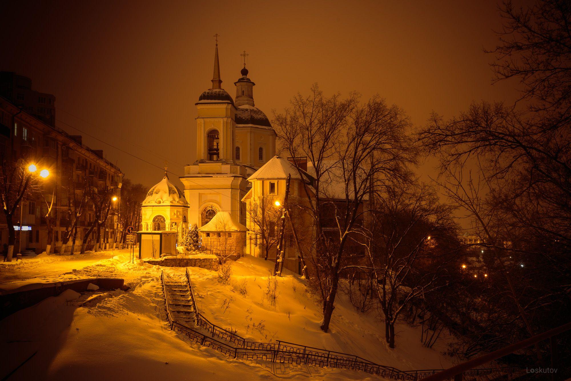 Картинка зимнего пейзажа книжного варианта своей