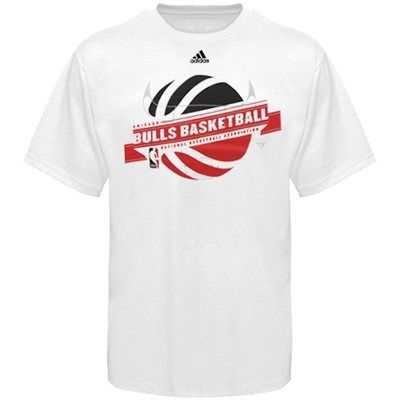 Adidas Chicago Bulls Banner Basketball T Shirt White Basketball T Shirt Designs Basketball Shirt Designs Girls Basketball Shirts