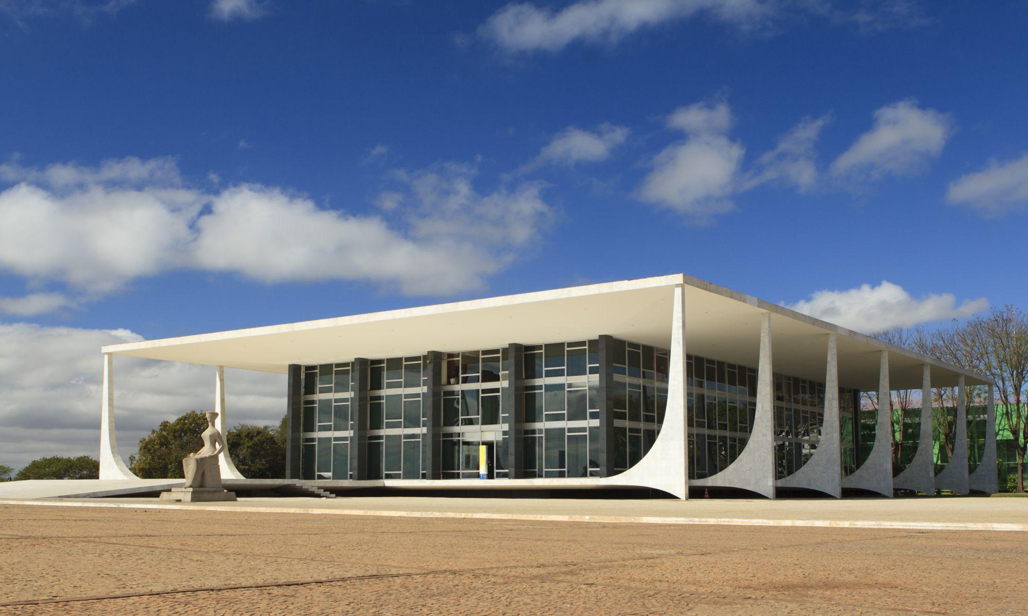 Palacio da Alvorada Buscar con Google Oscar Niemeyer Pinterest