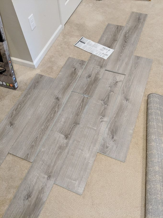 10 Of The Best Vinyl Plank Flooring Reviews From A Homeowner In 2020 Vinyl Plank Flooring Basement Vinyl Plank Flooring Plank Flooring