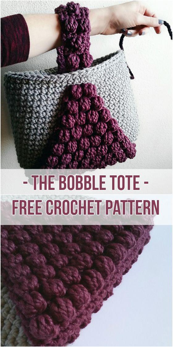 Fantástico Patrón Manta Bobble Crochet Galería - Manta de Tejer ...