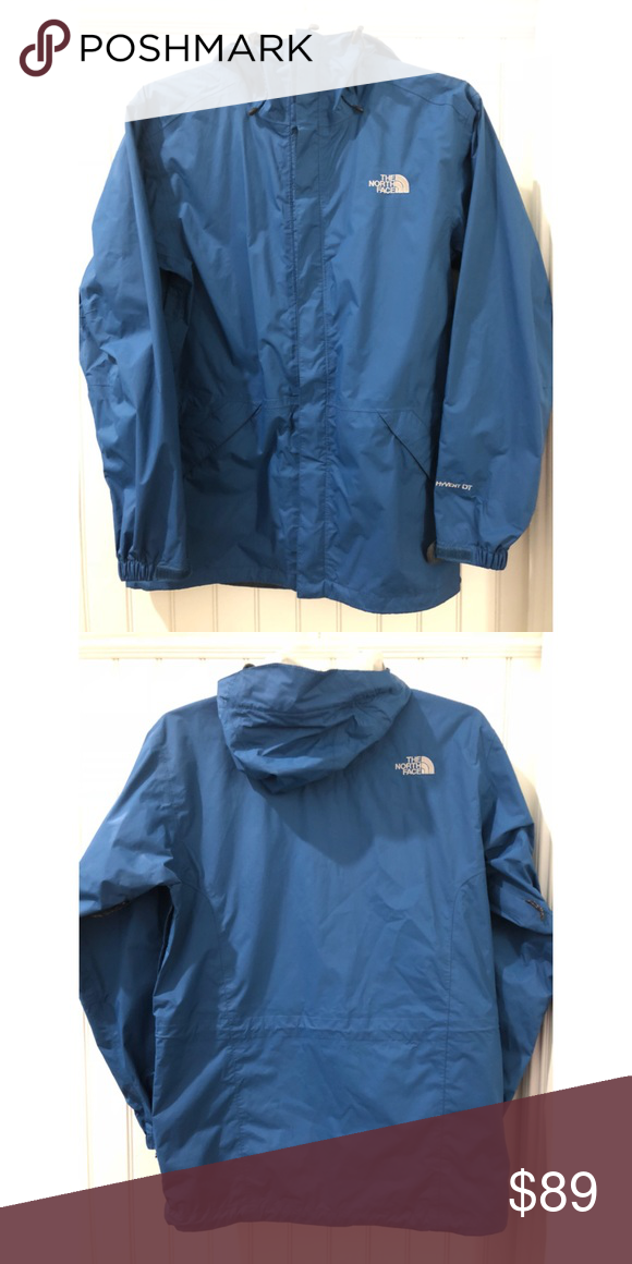 3ab45468f North Face Bakossi Rain Jacket - Size Men's small (can fit a women'a ...