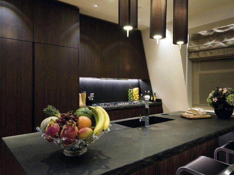 Kitchen with island without handles t45 londra by tm italia cucine design pinterest - Cucine wolf italia ...
