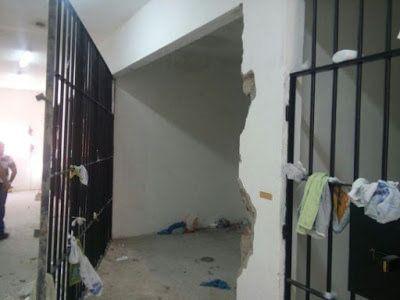 Presos rompem grades de cela e fogem da delegacia de capturas e polinter no Ceará: ift.tt/29NYIVD