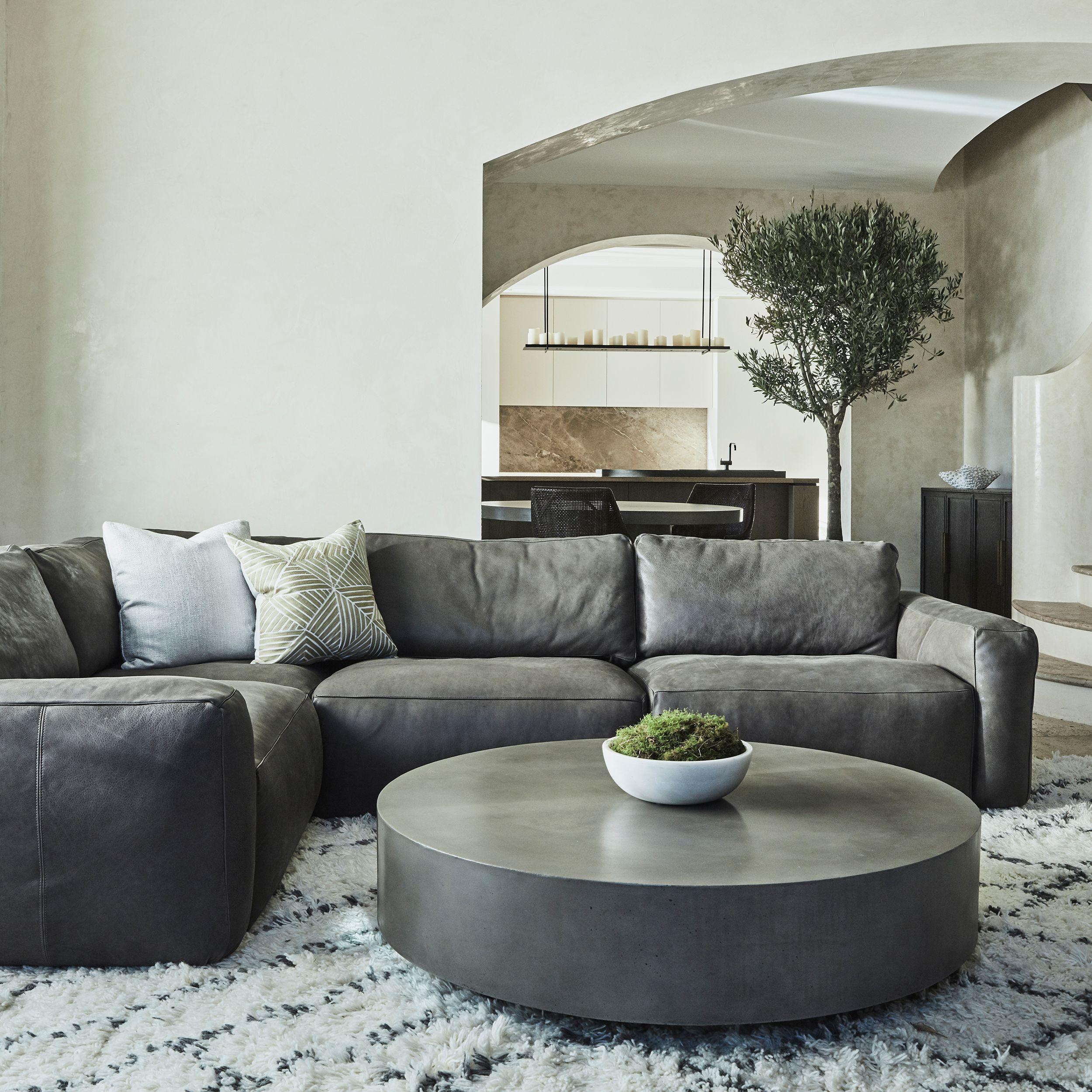 Monaco Concrete Coffee Table Round Coffee Table Living Room Concrete Coffee Table Living Room Coffee Table [ 2500 x 2500 Pixel ]