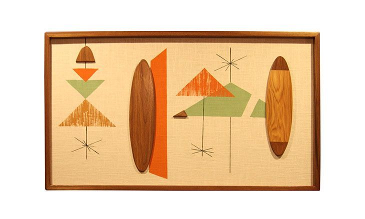 Vandyke Wall Art | Walls, Mid century and Mid-century modern