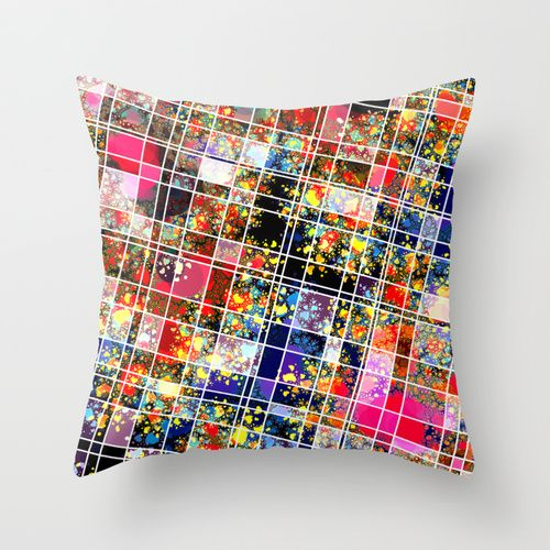 this is ny Throw Pillow by Donphil.de   Society6 #art  #design #awesome #print  #poster  #color  #cool  #gift  #gift #ideas  #hipster  #funny  #Illustration  #threadless  #drawing  #girls  #beautiful #humor