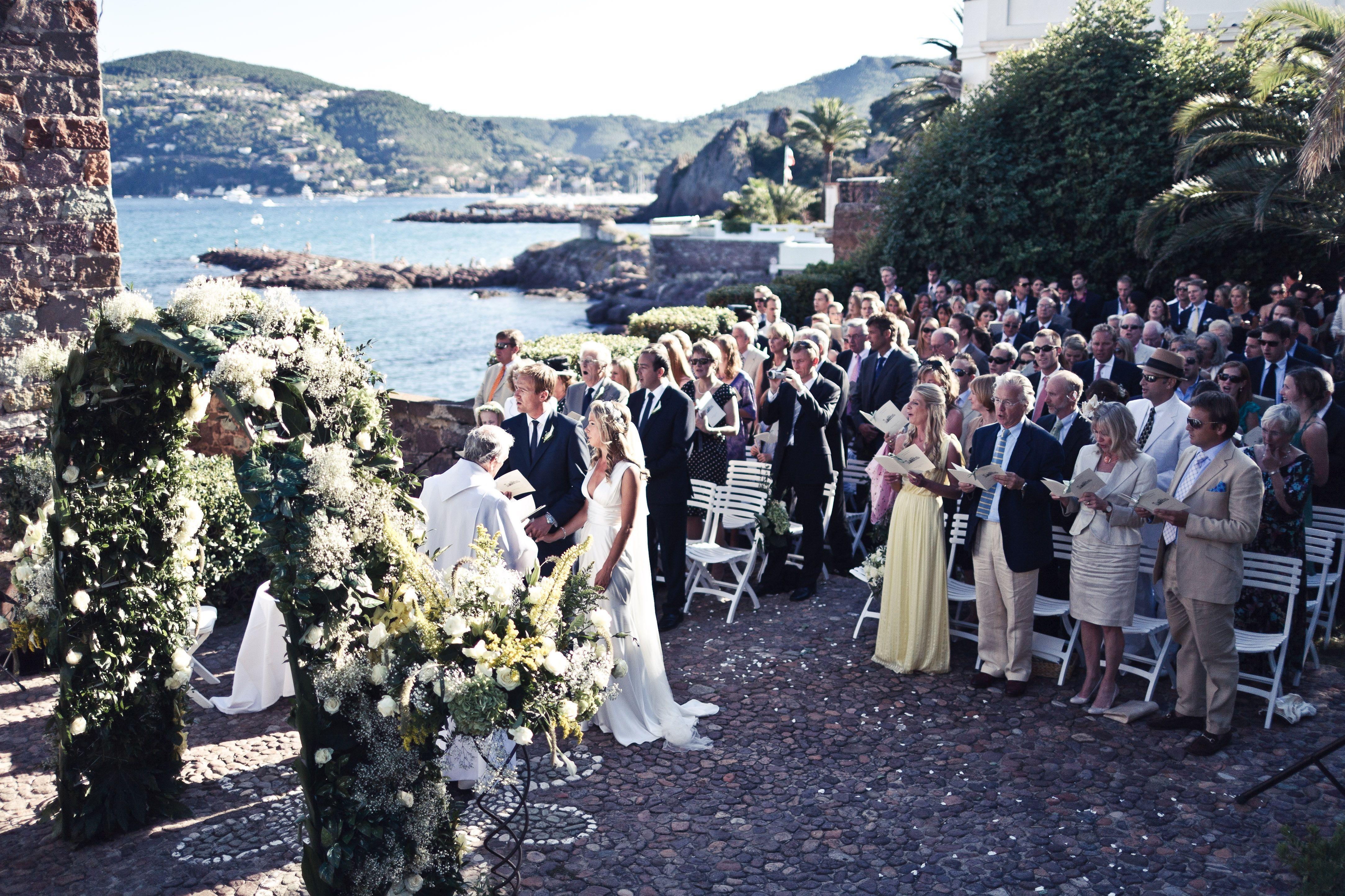 L Wedding Chateau de la Napoule lol weddings lol