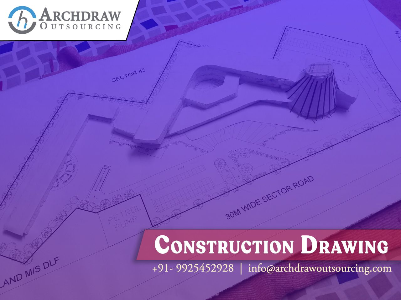 Archdraw Outsourcing Provides Accuracy Construction Drawing Services For The Construction Industry Ho Construction Drawings Construction Home Building Design
