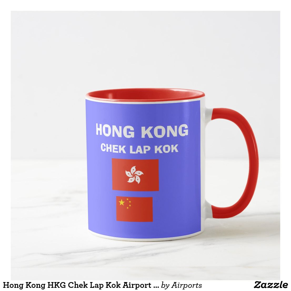 Hong kong hkg chek lap kok airport mug mugs