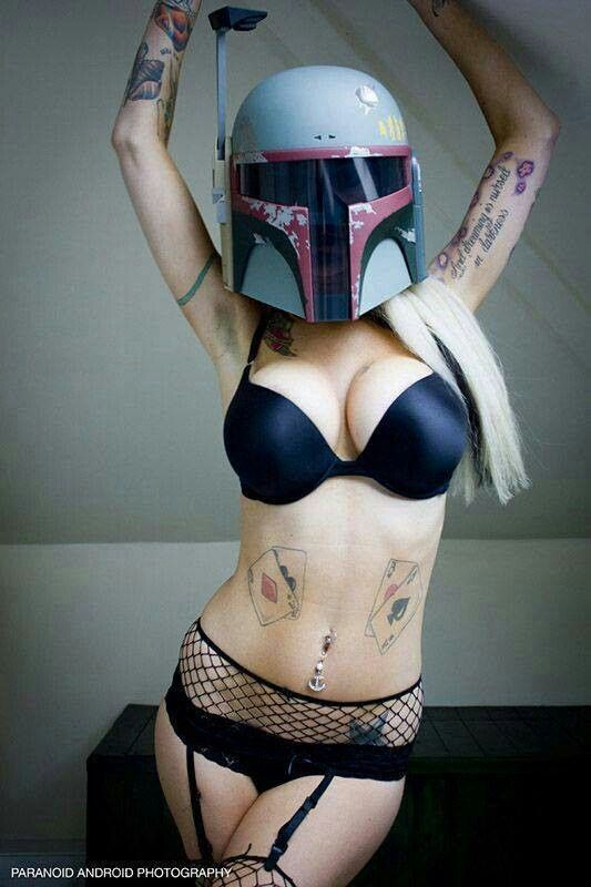 The Next Star Wars Should Have This Female Boba Fett