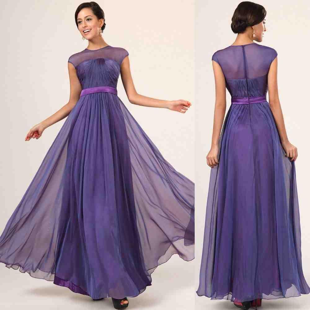 Purple Grey Bridesmaid Dresses | Purple ,фиолетовый рай | Pinterest ...