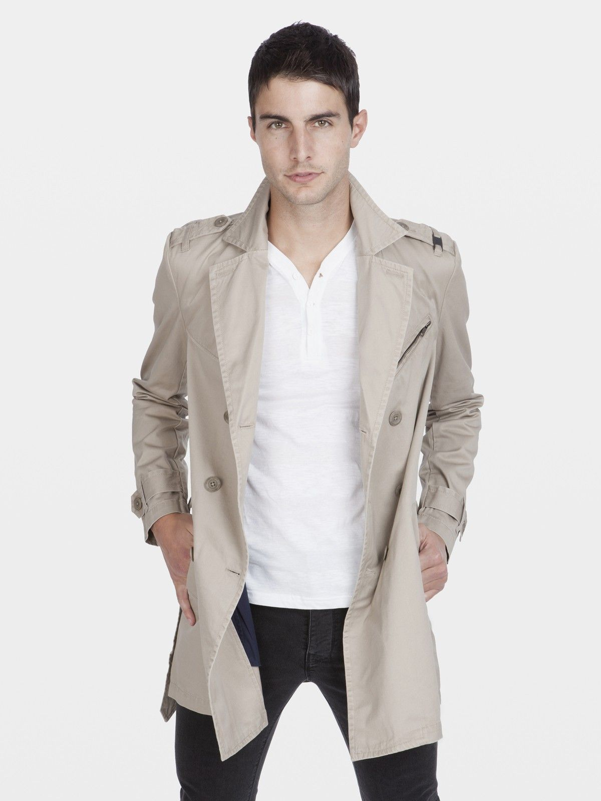 Energie Padd Jacket | Fall Coats for Men | Sale | The Volts ...