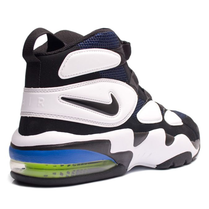 a5cd37cce806 uk nike air max uptempo 2 retro black white volt f0d50 10b19