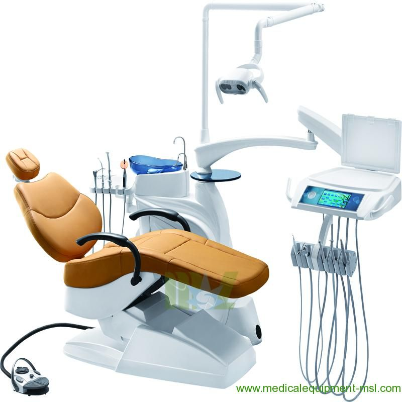 msl leather dental chair comfortable dental patient chairs msldu18