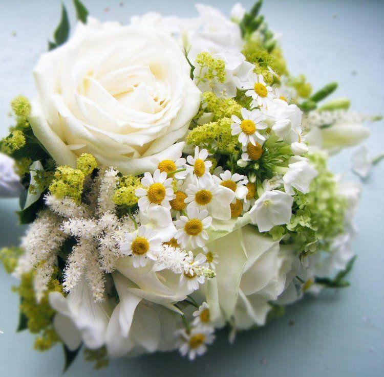 Fleurs Mariage 55 Idees Deco De Table Et Bouquet De Mariee Idees