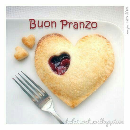 Connu Cuore - buon pranzo | SOCIAL BUON DI' | Pinterest QQ06