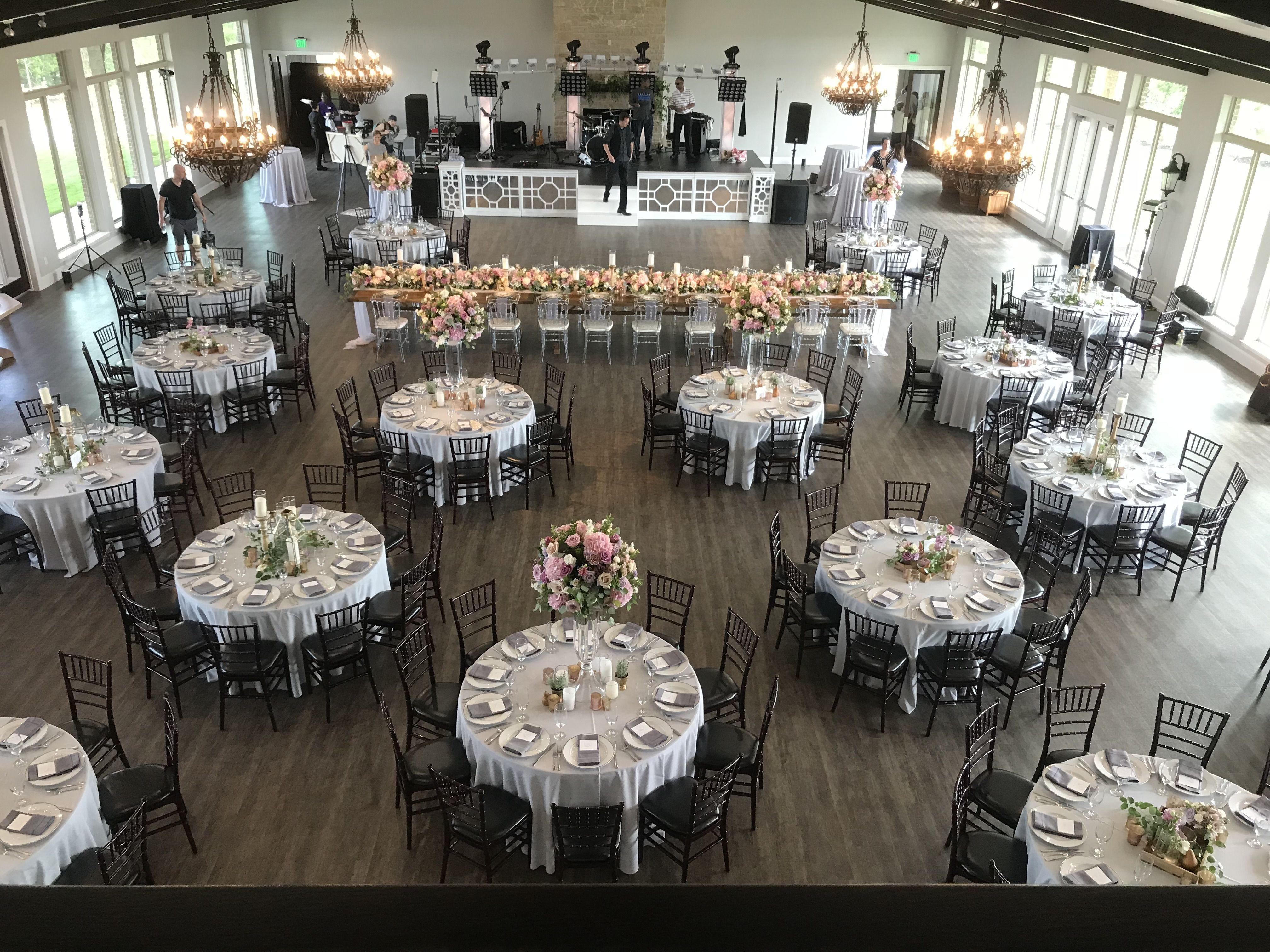 Elegant venue overlooking Texas hills Dove Ridge