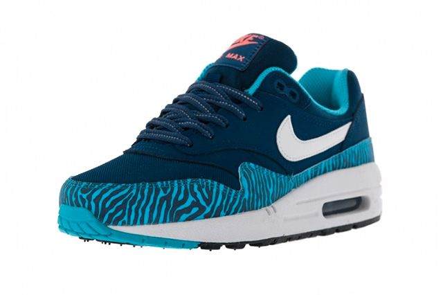 air max blue tiger