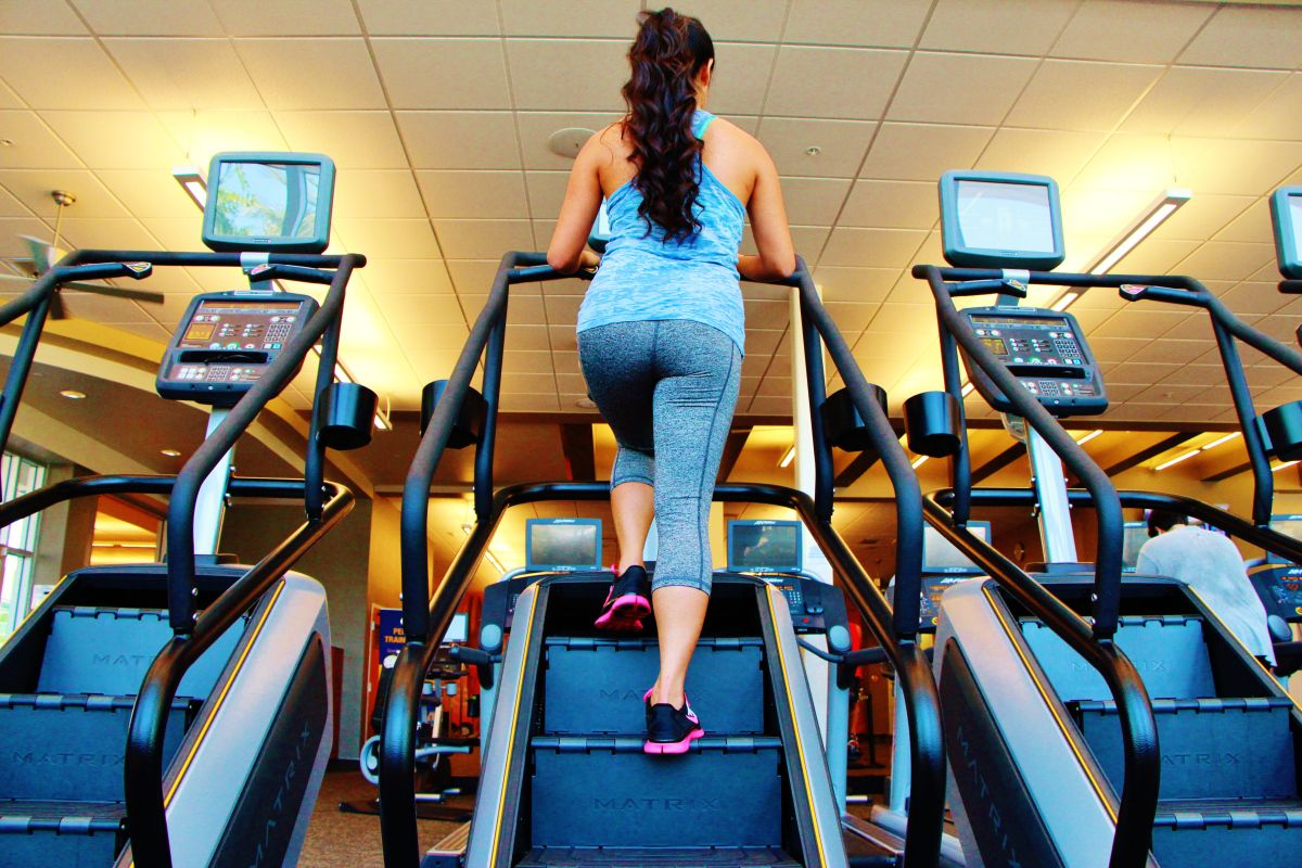Cardio Stairs Workout