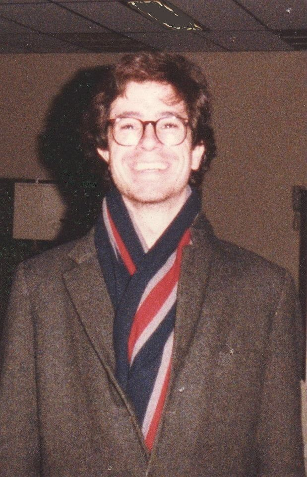 Stephen Colbert In College