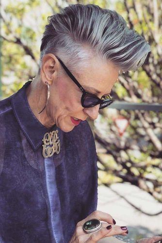 The Hottest Hairstyles for Women Over 60 That Take