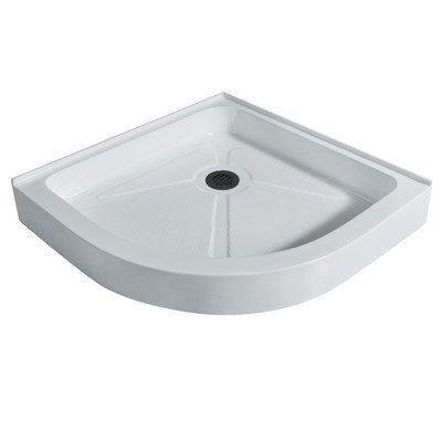 Vigo Vg06069wht42 42 X 42 Neo Angle Shower Tray White Shower