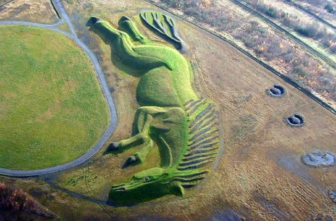 The Hills Are Alive with Landscape Art: Photos : Discovery News ...