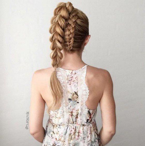peinado pelo largo - Peinado Pelo Largo