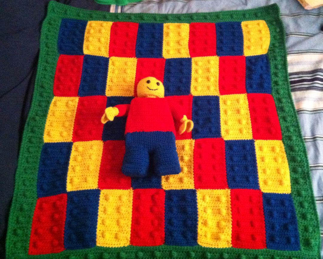 Lego | Pinterest | Decken und Handarbeiten
