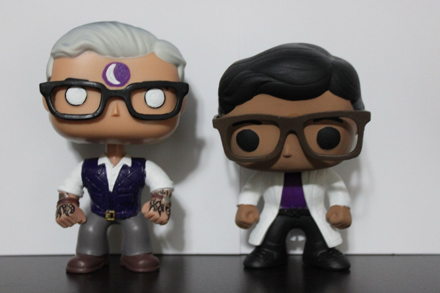 Custom Pop Cecil Palmer The Voice And Carlos The Scientist Quot Welcome To Nightvale Quot Welcome To Night Vale Cecil Pop