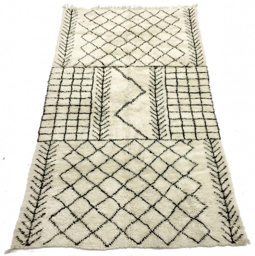 Kelim Marokkanische Berber Teppich Beni Ouarain 287 X 182 Cm Kelim Teppiche Berber Teppich Teppich Berber
