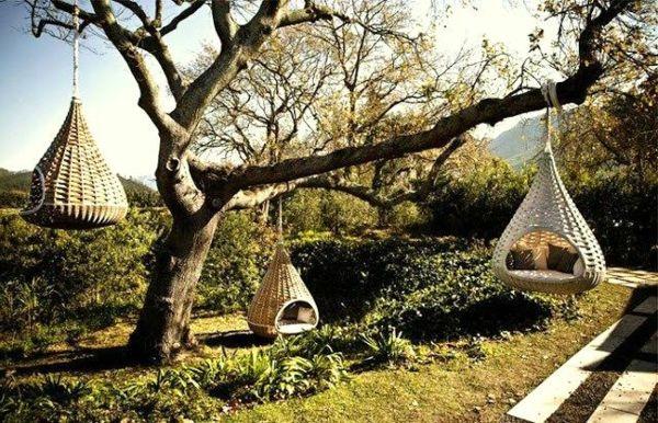 download schaukel im garten rattan holz | siteminsk, Garten und erstellen
