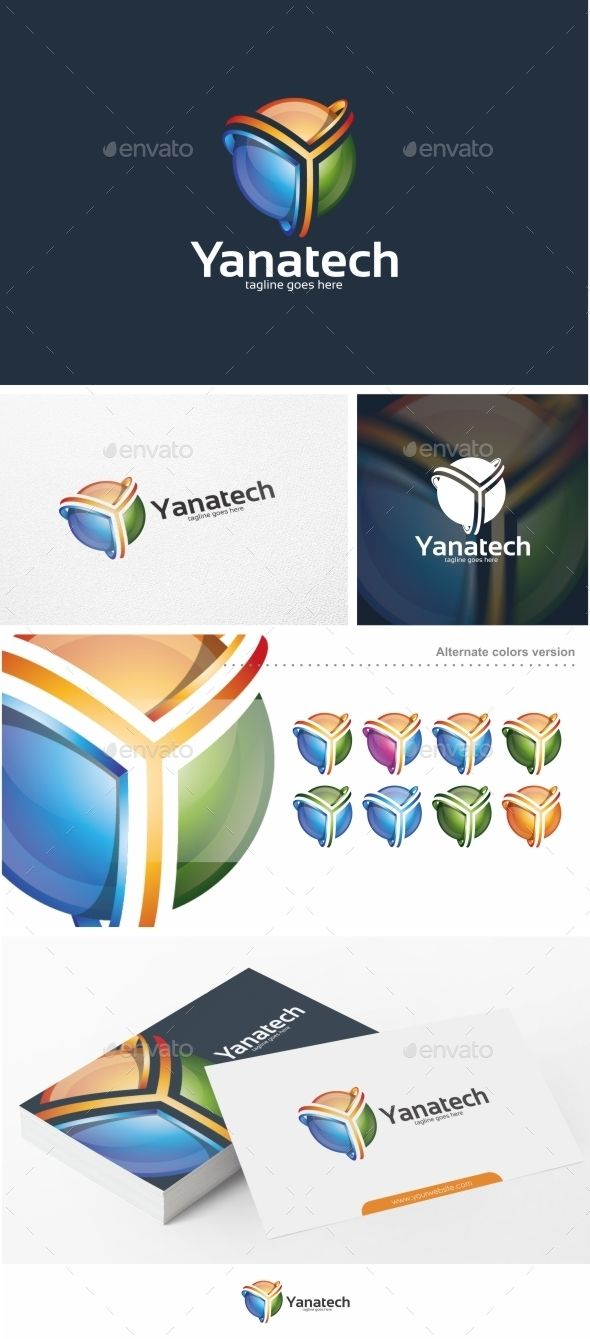 Yanatech / Y Letter  Logo Template — Vector EPS #business #y logo • Available here → https://graphicriver.net/item/yanatech-y-letter-logo-template/12578320?ref=pxcr