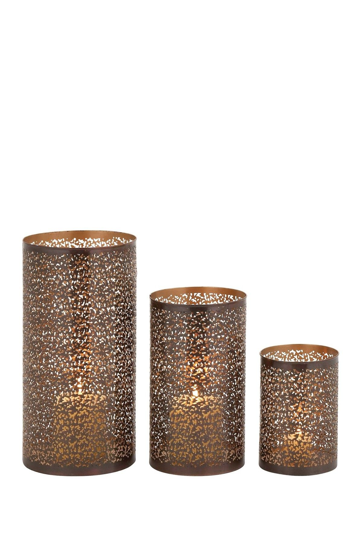 Metal Hurricanes - Set of 3 |   Sponsored by Nordstrom Rack. ==