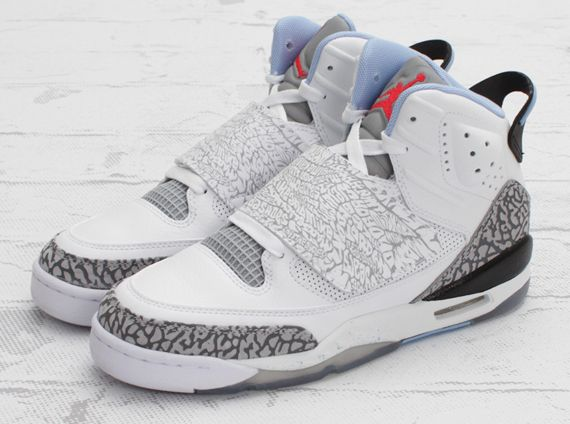 huge selection of 8266b fafd6 coupon code for jordan son of mars came saturday wolf grey ba7be 96231