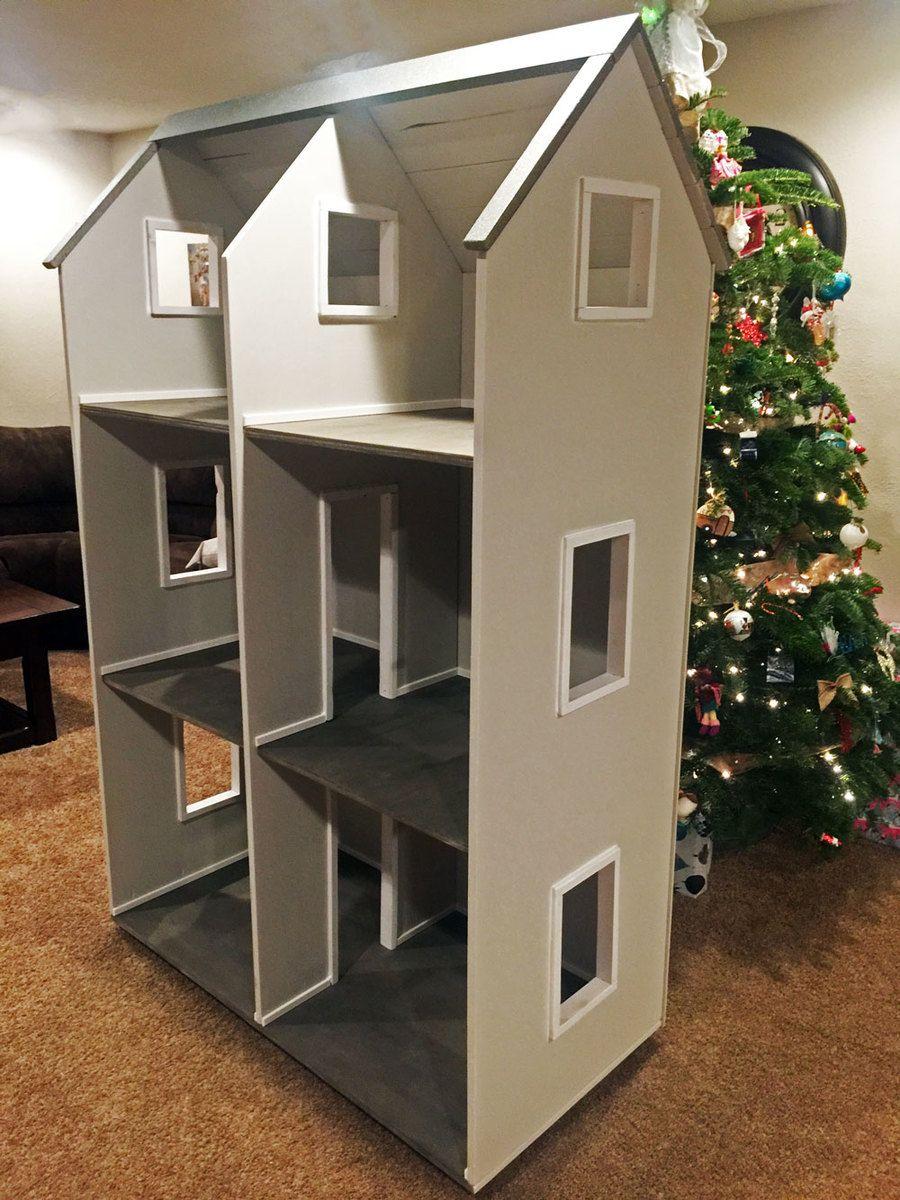 Three story doll house