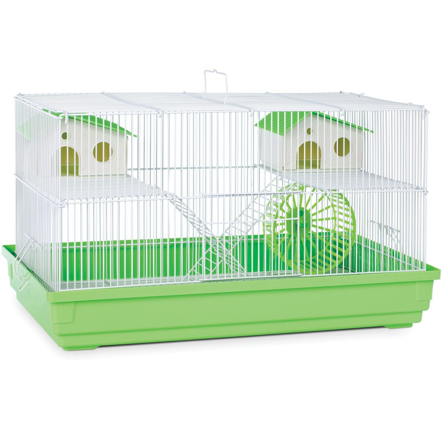 Prevue Hendryx Deluxe Small Animal Cage A Spacious And Complete Home For Your Hamster Or Gerbil Included Platforms A Gerbil Cages Small Animal Cage Pet Cage