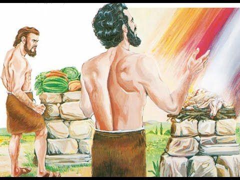 Wonderbaarlijk De Bijbel voor Kids (3) Kain en Abel | Cain and abel, Bible LD-77