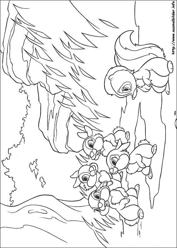 Bambi 2 Malvorlagen Coloring Pages Horse Coloring Pages Disney Coloring Pages
