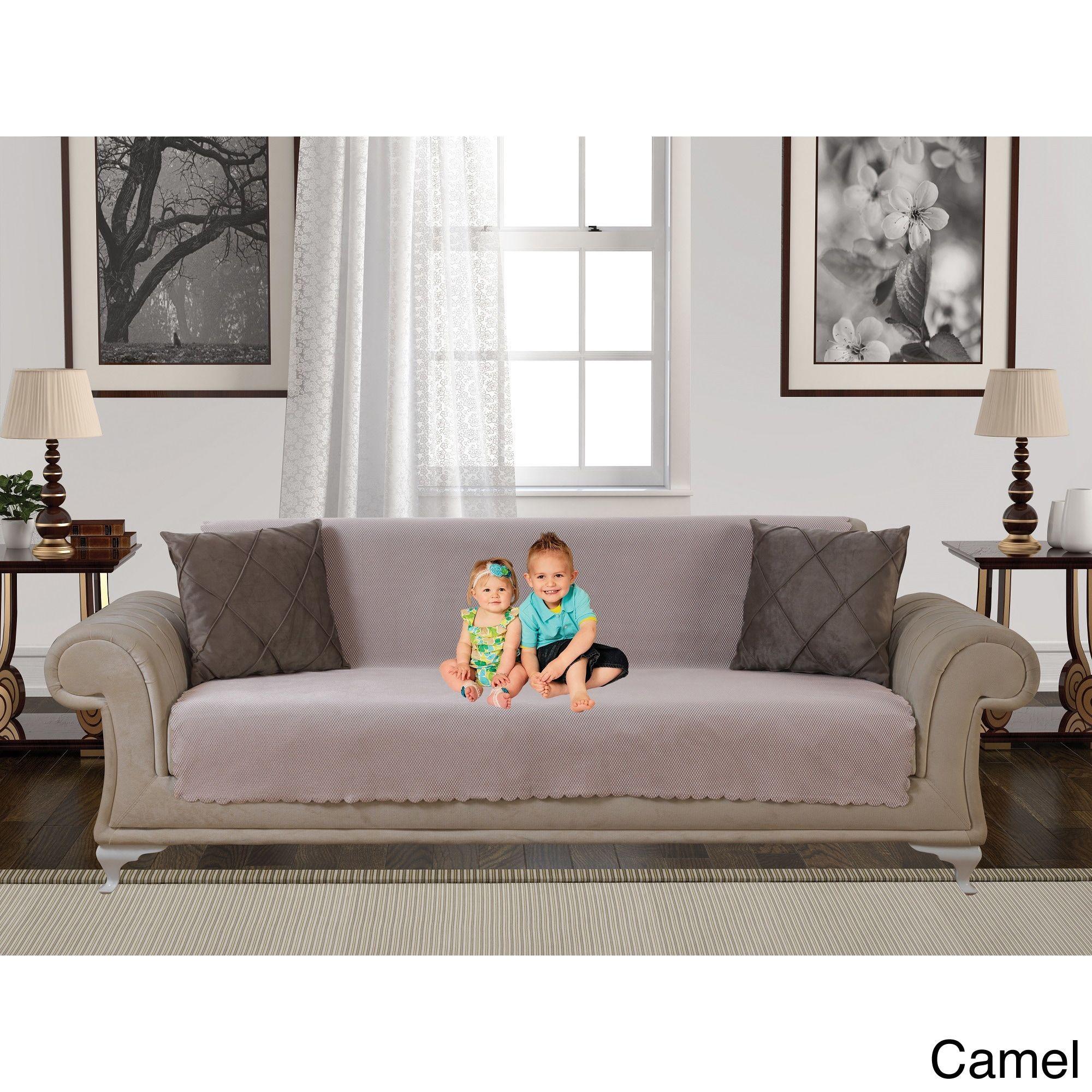 Prime Chiara Rose Anti Slip Armless 1 Piece Pet Dog Couch Shield Download Free Architecture Designs Scobabritishbridgeorg